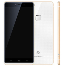 Original Kingzone K2 4G LTE Cell Phone android 5.1 MTK6753 Octa Core 5.0″ IPS 1920×1080 13.0MP 3GB+16GB Dual Sim 3G GPS Touch ID