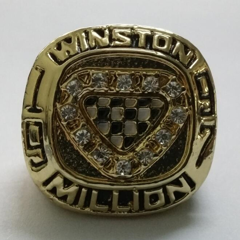 1997 Million cup Jeff Gordon Daytona 500 Nascar Championship Ring Replica Drop Shipping(China (Mainland))