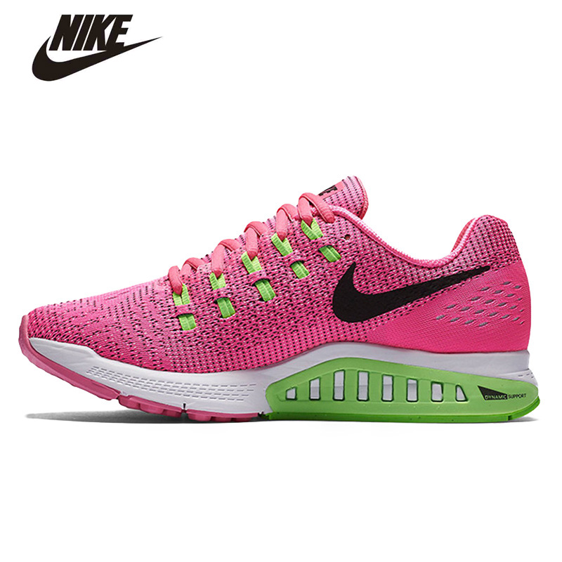 Nike Air Zoom Structure19 Women's Running Shoes Sneakers Sports Shoes Brand Name Running Shoes #806584-600(China (Mainland))