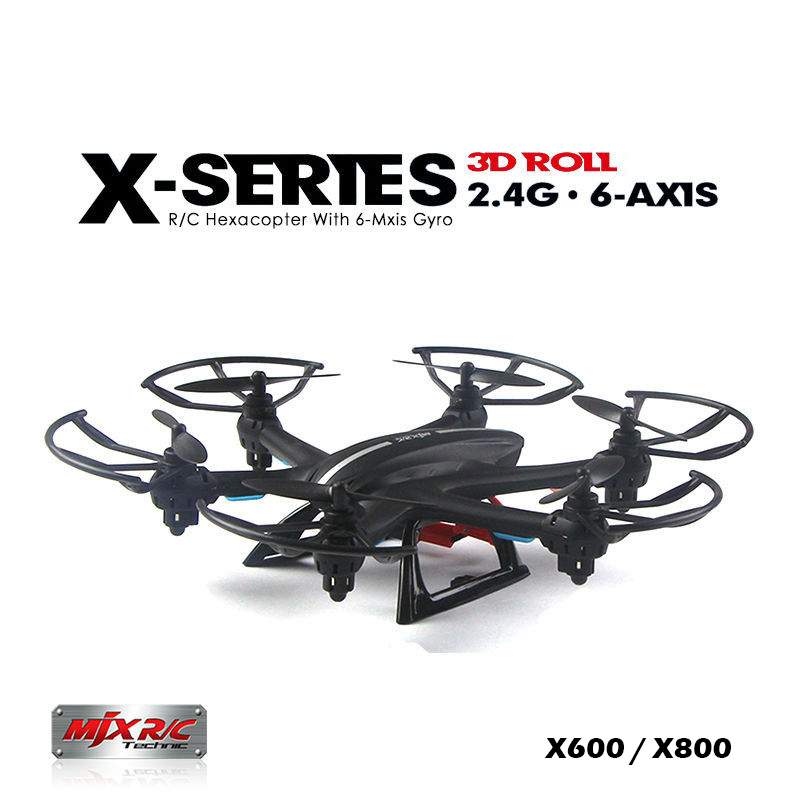 MJX X600 / X800 2.4G 6-Axis RC Drone with 0.3MP Wifi FPV C4005 Camera RC Helicopter Remote Control Quadcopter Gift for Boys<br>