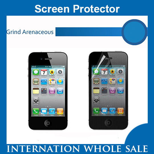 Adcom Thunder A450 Screen Protector,New Clear LCD Film Guard Screen Protector for Adcom Thunder A450 Film Wholesale(China (Mainland))