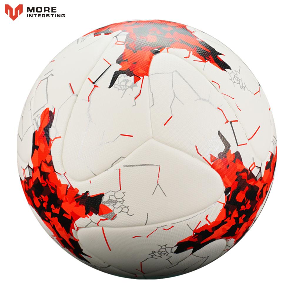 2017 New A++ Premier PU Soccer Ball Official Size 5 Football Goal League Ball Outdoor Sport Training Balls futbol voetbal bola(China (Mainland))
