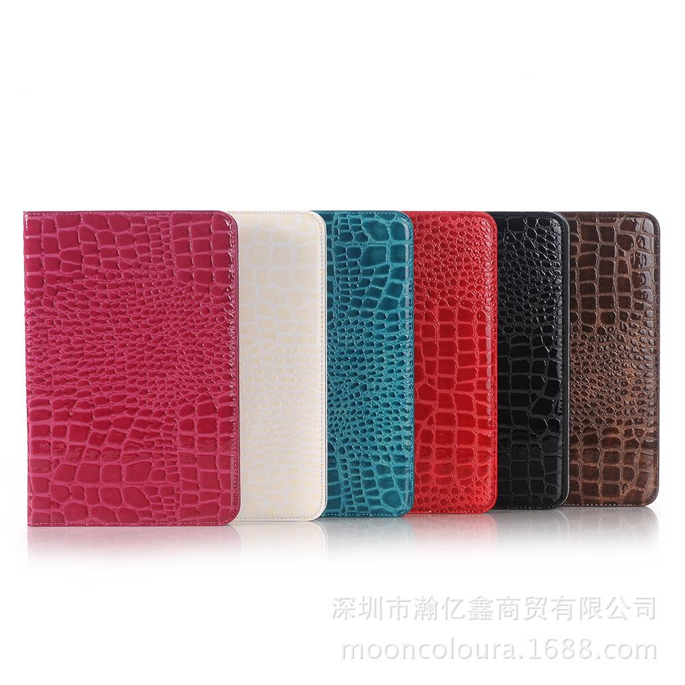 For SAMSUNG Galaxy tab S2 8.0 crocodile PU leather protective case,quality cover for SAMSUNG tab S2 8.0 T710/T715+screen+stylus<br><br>Aliexpress