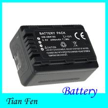 Высокое качество 1 шт. VW-VBK180 VW VBK180 VWVBK180 цифровая камера аккумулятор для Panasonic HDC-SD80 TM60 HS60 HDC-HS80 SDR-S45 SDR-T55
