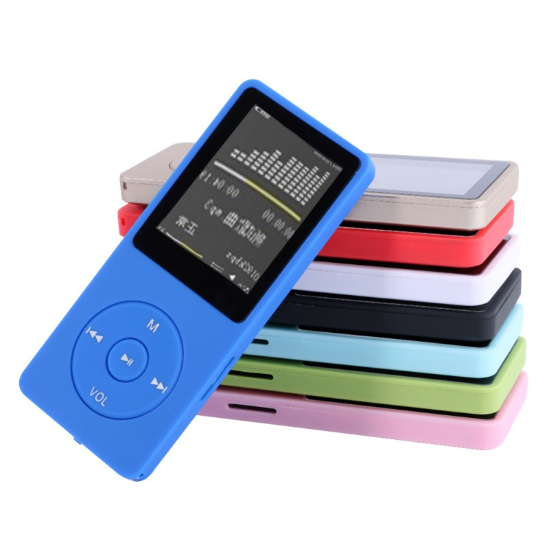 """1.8""""TFT Screen 8G Speaker MP3/4 Music Player FM Recorder 8 Colours Hot(China (Mainland))"""