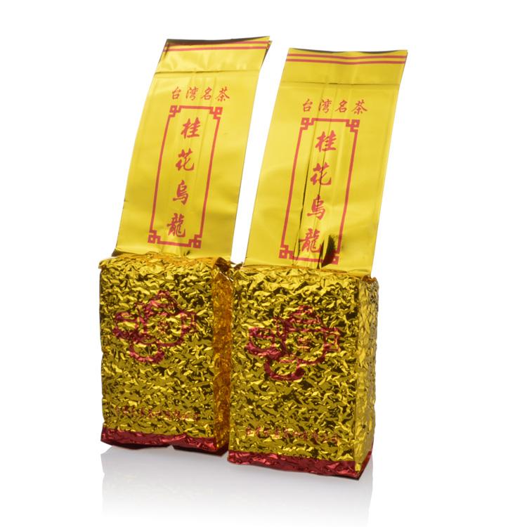 New Arrival Taiwan high mountain tea osmanthus oolong tea special grade oolong tea 250g bulk oolong tea(China (Mainland))