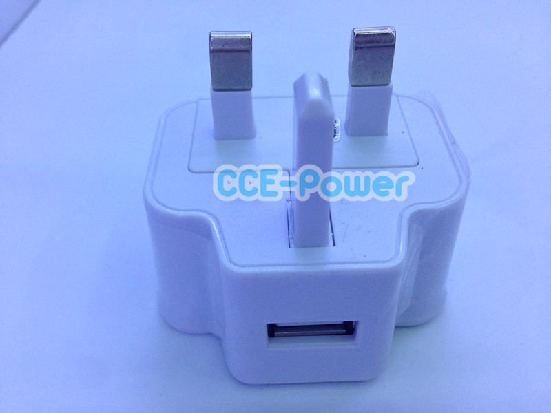 Original Charger 5.3V 2A Adapter UK Singapore Plug Charger fit for Samsung Galaxy Note 3 iii/S5/N9000/N9005(China (Mainland))