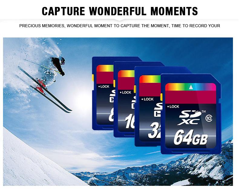 Transcend 32GB 64GB SD Card SDHC Memory Card Class10 Micro SD card For Digital Camera Camcorder Recorder(China (Mainland))
