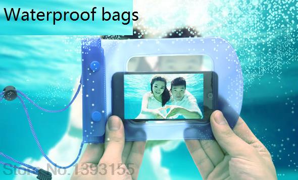 Wholesale Waterproof Bag Case Cover Swimming Beach Pouch For Nokia 6260 Slide(China (Mainland))