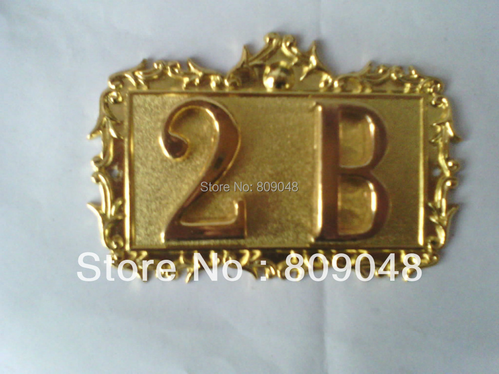 Two digits villa apartment/house number/hospital house number<br><br>Aliexpress
