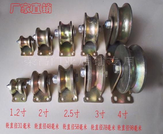 Дверные ролики из Китая