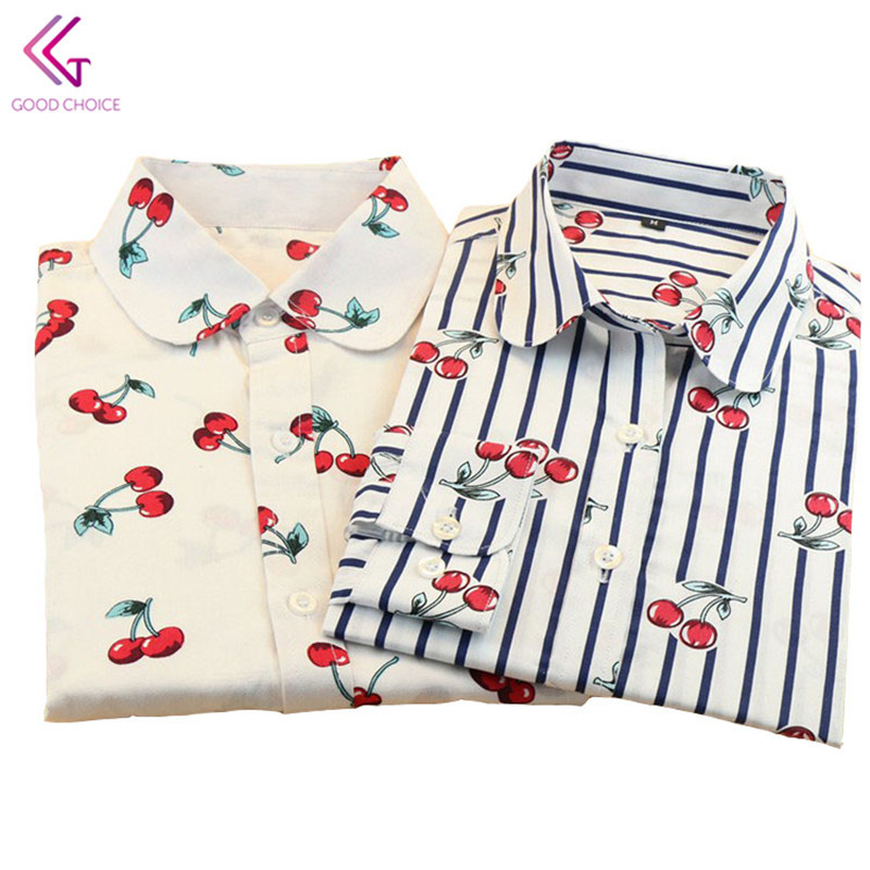 Купить Блузку С Вишнями