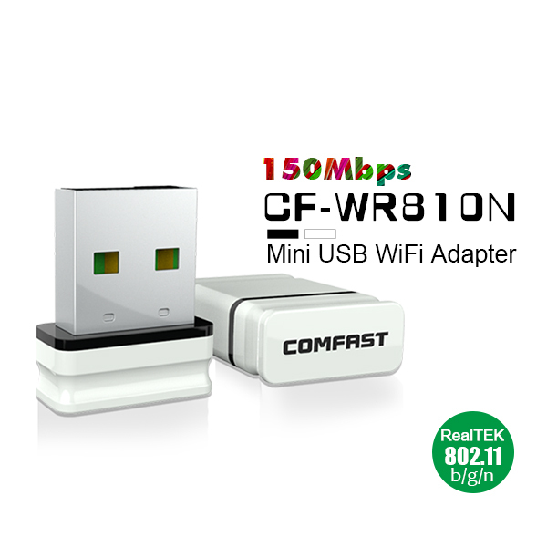 Mini USB wi-fi wi fi Wifi Router 150Mbps Wireless Adapter 150M Computer LAN Card 802.11n/g/b Antenna For Laptop Comfast WU810N(China (Mainland))