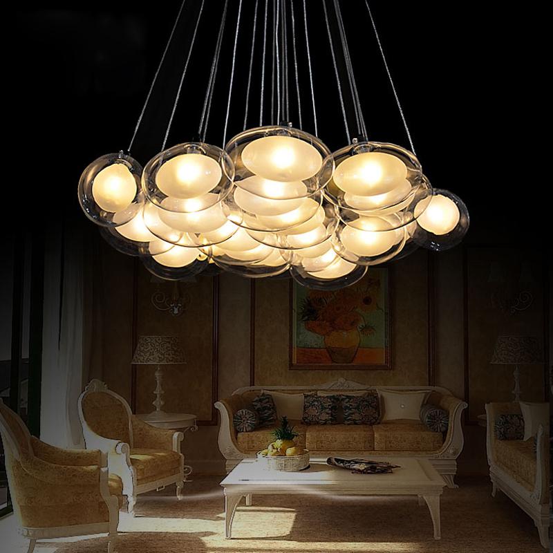 Romantische slaapkamer lamp : bal hanger kunstenaar lamp kroonluchter ...