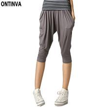 pantie 2016 high quality pants women plus size in spring summer 4XL 5XL panties for Ladies sport pants feminino hip hop(China (Mainland))