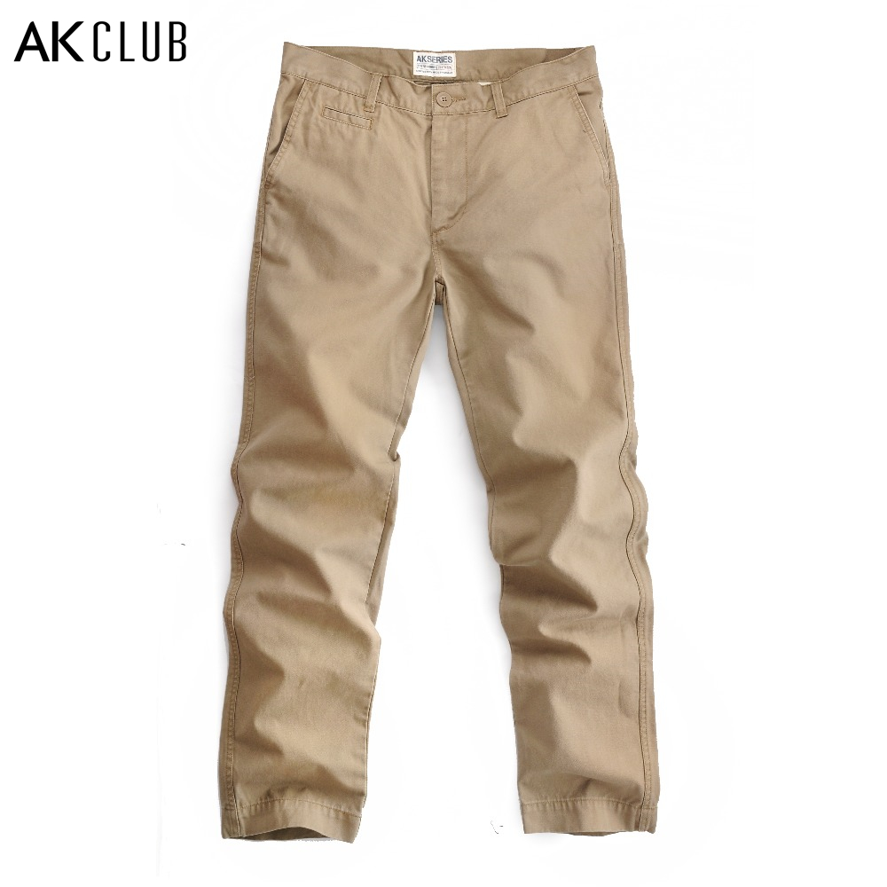 Khaki Men Pants Promotion-Shop for Promotional Khaki Men Pants on ...
