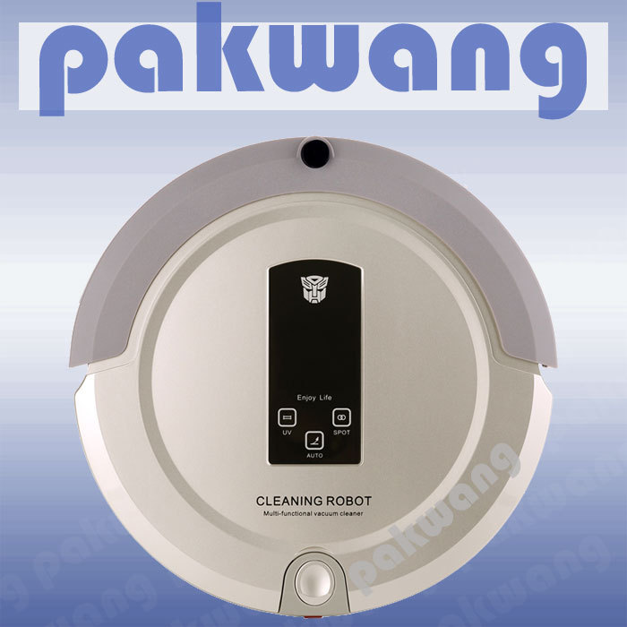 Robot vacuum cleaner A325 Ultrasonic Wall,auto charge,2pcs side brush,cleaner vacuum cleaner(China (Mainland))
