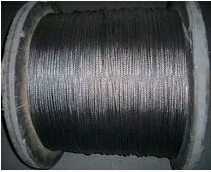 Diameter 5 mm 316 Stainless Steel Wire Rope 7 x 19 Construction(China (Mainland))