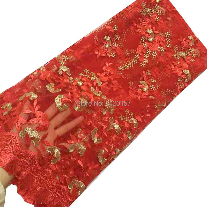 O Pink Red Yellow Guipure Lace 1 Fabric Fabric 2017 Aliexpress African French French