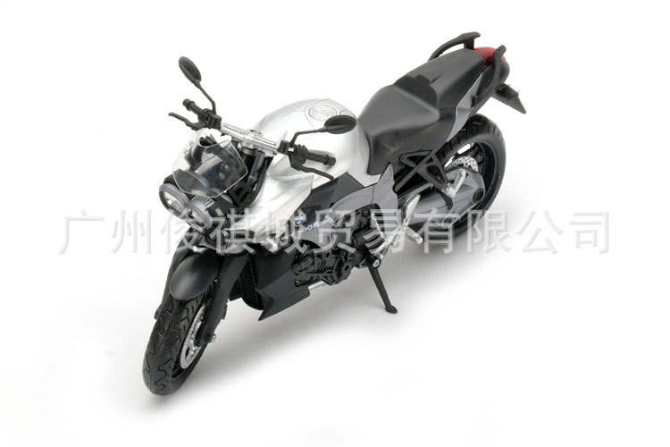 hot sale Junki otto beauty 1:12 6009 BM K1300R gray alloy motorcycle model toysmetals motor models for collection(China (Mainland))