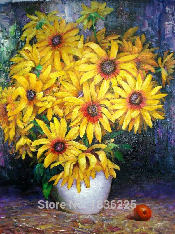 Home decor modern painting Hand painted canvas picture