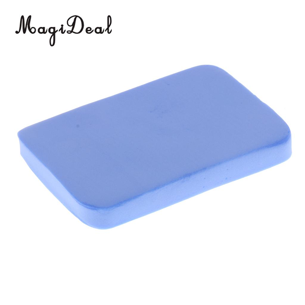 MagiDeal Durable Table Tennis Rubber Wiper Cleaning Sponge Paddle Racket Rubber Care Accessories