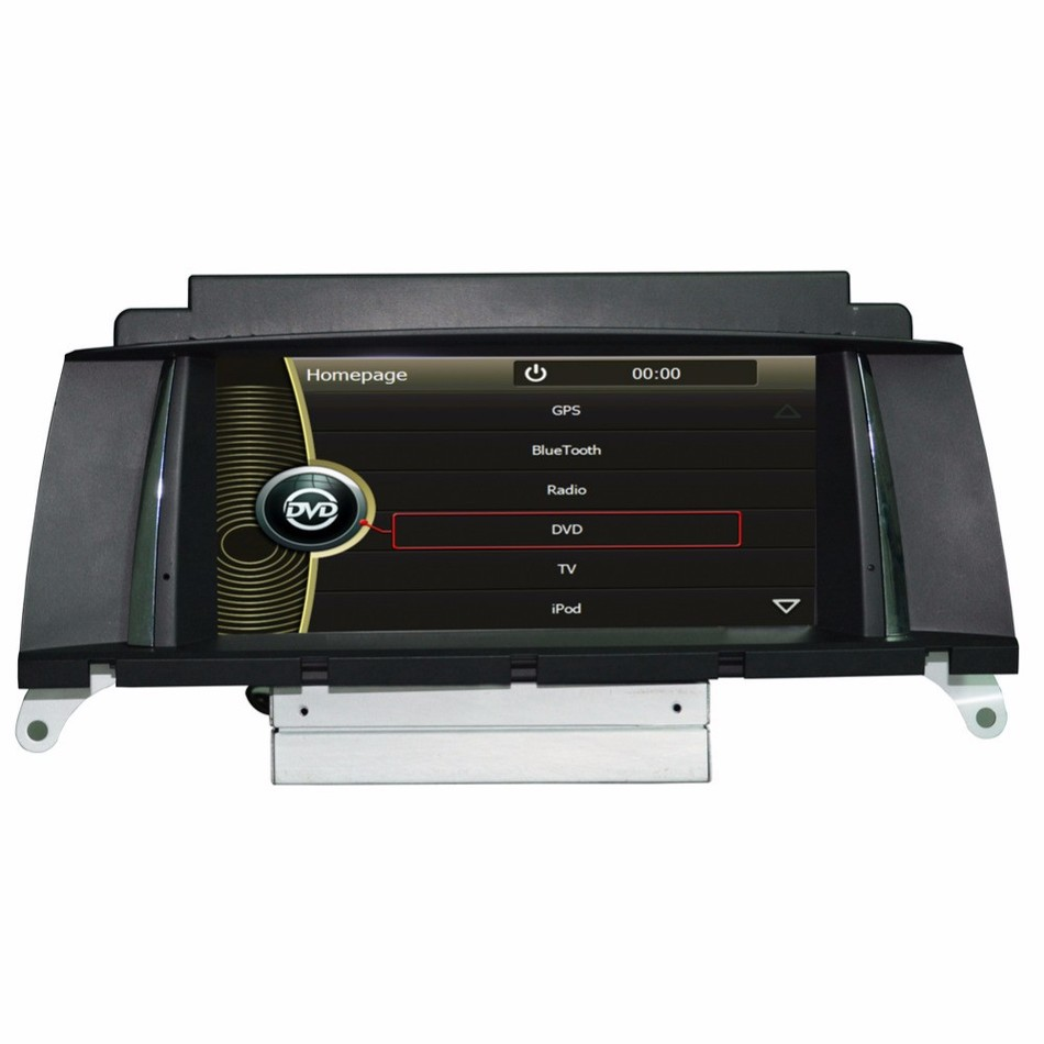Free Shipping High quality car DVD GPS for BMW X5 E70 BMW X6 E71 E72 2011 2012 2013 2014 keep car original CD system(China (Mainland))