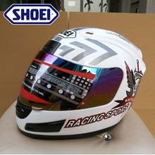 Envío gratis 2016 nuevo SHOEI casco de moto casco integral casco de la motocicleta ATV casco de seguridad de doble lente(China (Mainland))