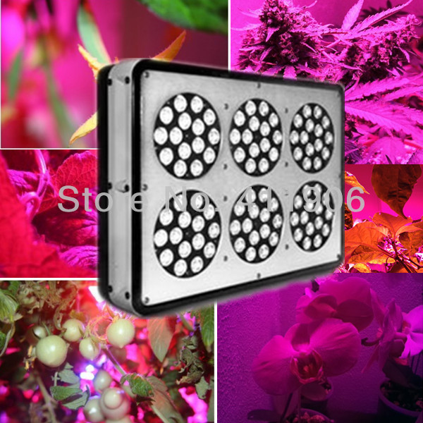 High Power 200W Apollo Led Grow Light For Indoor Plants Bloom 3W Led's Hydroponic Syestem(China (Mainland))