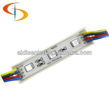 high lumen white color red coloe SMD chips LED 5050 lamps Factory Epistar Chip CE RoHS