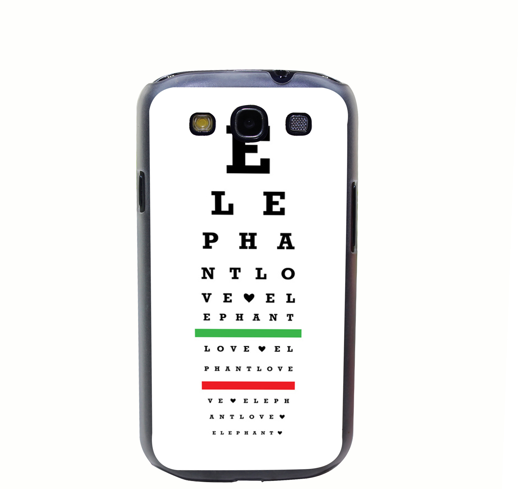Buy Trippy Third Eye Sexy Style Transparent Hard Case