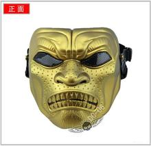 Buy New Coming!! 4 Styles Mixed skull mask cs protection Paintball Airsoft Gun Masks Halloween horror masks full face free for $22.99 in AliExpress store