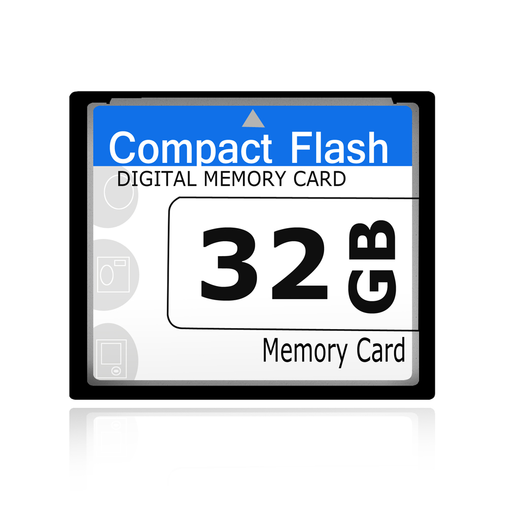 Quality Compact Flash CF Card 32GB Memory Card 32 GB One Year Waranty Full Capacity T-Flash(China (Mainland))