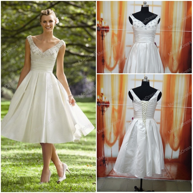 Beach Wedding Dresses Casual Cotton Dress Online Uk
