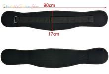 High Qunlity Weight Lifting Belt Gym Back Support Power Training Work Fitness Lumber 90cm B003