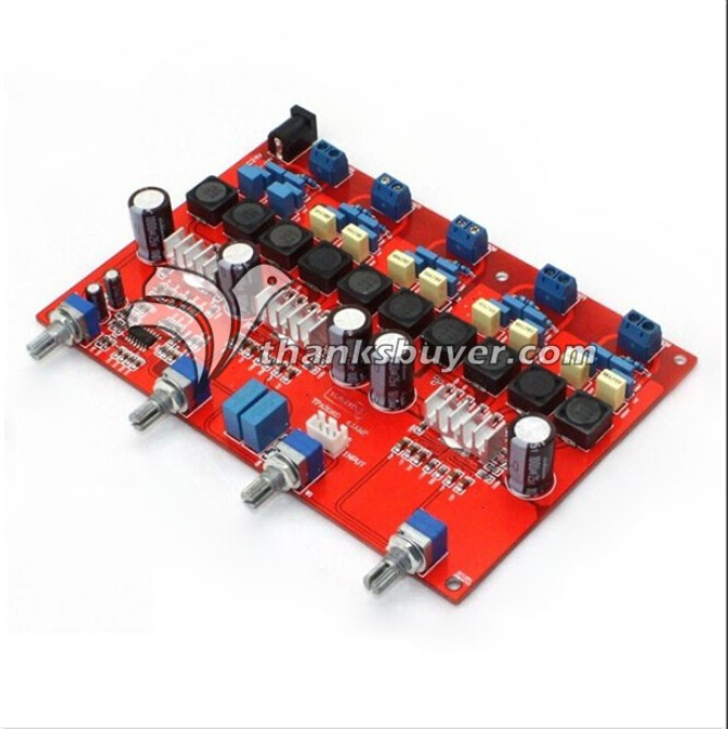 TPA3116 4.1 Power Output 4X50W+100W Class D Amplifier Board - TZT Trading store