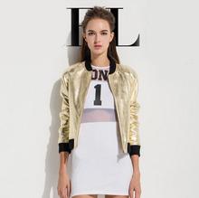 Brand leather jacket women 2015 High Quality Nature sheepskin Slim Designer Luxury Spring coat free shipping XE2023(China (Mainland))