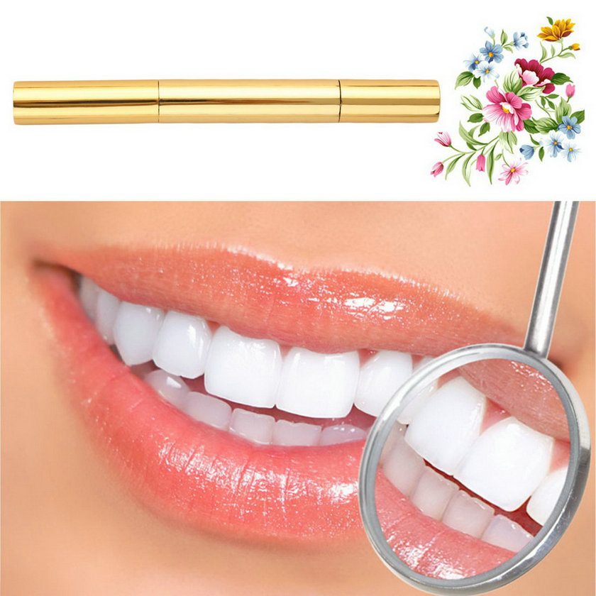 High Quality Dental Teeth Whitening Pen Bleach Stain Remover Tooth Gel Instant Whitener(China (Mainland))