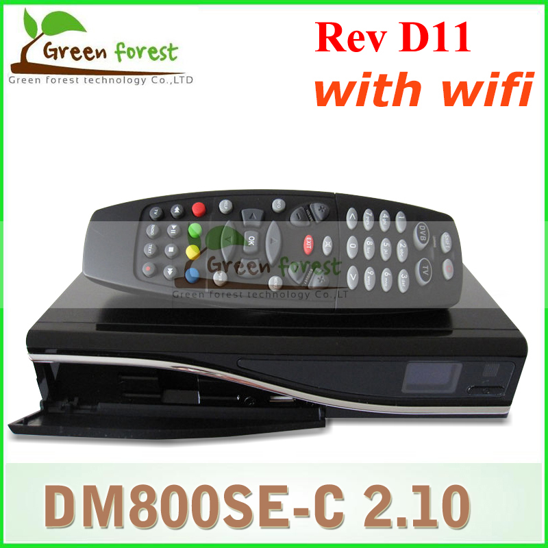 Dm 800se Cable Wifi Wireless Internal D11 Revision Sim2.10 DVB-C Tuner 800hd se Dm800se Cable Tuner Linux Operation System(China (Mainland))