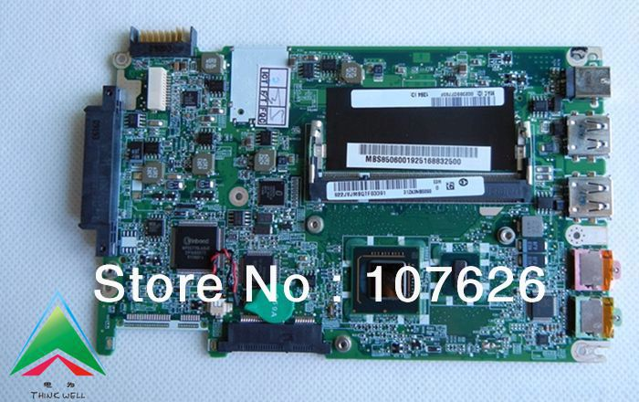 MB.S8506.004 FOR Acer Motherboard Aspire One AO751H Laptop motherboard intel atom n270(China (Mainland))