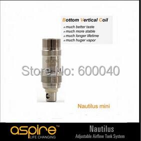 New Aspire Mini Nautilus BVC Coil For Mini Aspire Nautilus(China (Mainland))