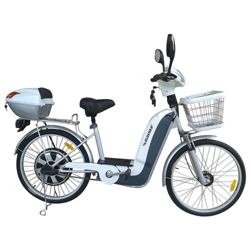 Электрические велосипеды из Китая