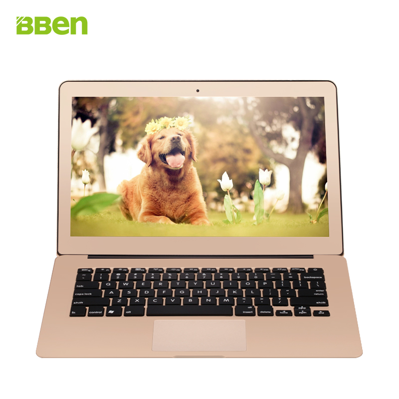 Bben windows 10 Laptops with DHL EMS Free shipping 13.3inch In-tel I5 CPU 4GB 256GB SSD notebook ultrabook computer(China (Mainland))