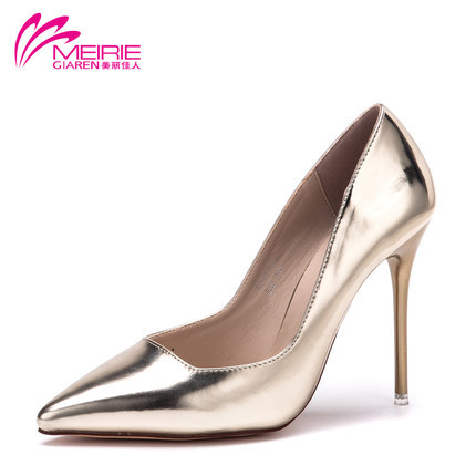 AOKANG 2015New Arrival High Heels Women shoes Wedding shoes Sexy and Elegant<br><br>Aliexpress