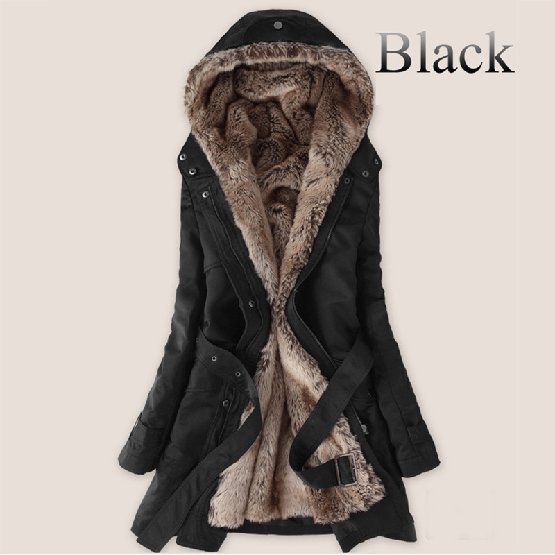 Coats With Fur Inside