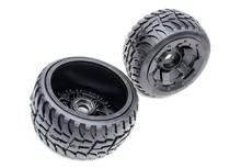 Buy Rear on-road wheel tire 1:5 scale HPI Baja 5B Rovan KM truck 170X80 for $59.81 in AliExpress store