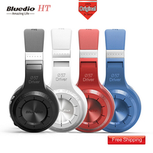 Bluedio HT Wireless Bluetooth 4.1 Stereo Headphones built-in Mic hands free calls music streaming N2 Earphones - Magic Smart Home store