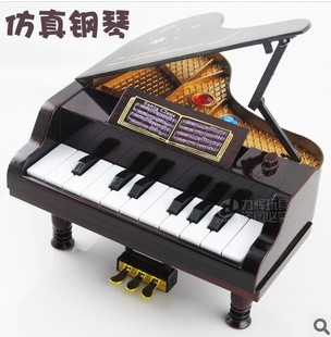 Children's toy Musical Instruments Children 11 key keyboard simulation model props electronic piano music instrument(China (Mainland))