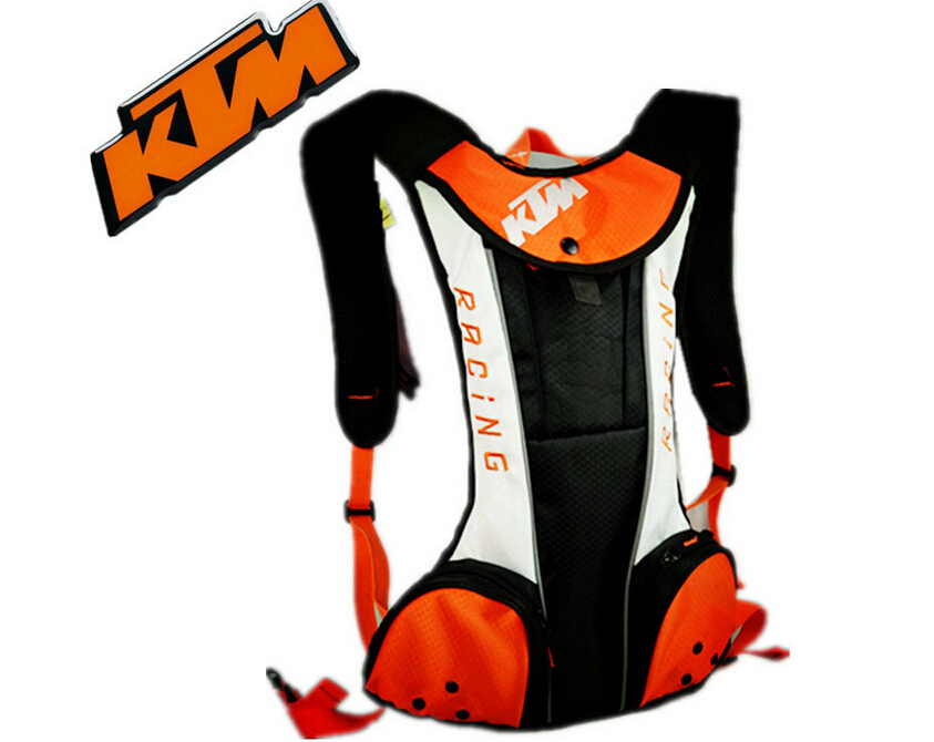 Hot sales 2015 ktm new model rs Motorcycle bag Motorbike Motocross Racing Cycling Fanny Pack packbacks two color(China (Mainland))