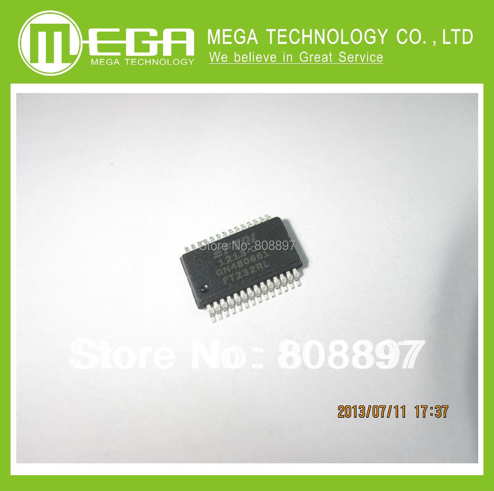 Гаджет  FT232RL  SSOP-28      New parts best price and short lead time None Электронные компоненты и материалы